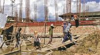December target set for Ukhrul women market complex