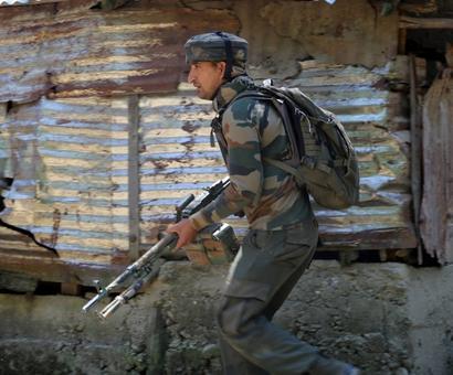 Fresh firing between security forces, militants reported in J&K's Kupwara