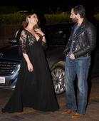 Pregnant Kareena Kapoor Khan parties easy thanks to Saif Ali Khan  view HQ pics