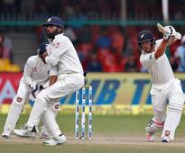 India vs New Zealand score: Ronchi and Santner impress but Ind close in on victory