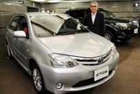 Toyota Etios Revision Unveils New Key Market