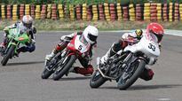 Hari Krishnan chalks up double