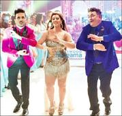 Check out Shilpa Shinde shakes a leg in special number with Vir Das and Rishi Kapoor