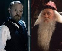 Richard Harris' son to play young Dumbledore?