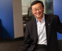 John Chen wishes Canadians would support BlackBerry more