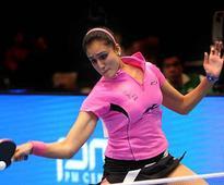 Manika hopes to be Saina and Sindhu of table tennis