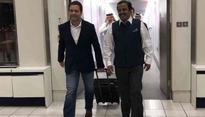 Euphoric reception for Congress president Rahul Gandhi in Bahrain