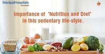 Dr. Kavitha Simha's View on the Importance of 'Nutrition and Diet' in this Sedentary Life-style