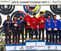 ISSF Junior World Championship: India finish second behind China with eight medals overall, including three gold