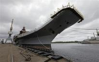India's future aircraft carrier buoyed by positive signals of US collaboration