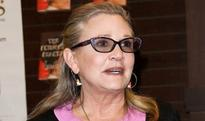 Carrie Fisher last interview: Star reveals affair with Harrison Ford on Graham Norton Show
