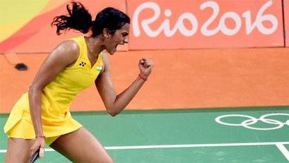 PV Sindhu zooms to second spot in BWF rankings