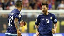 South American teams absolutely crushed CONCACAF at Copa America Centenario