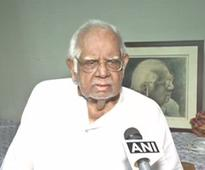EC has finally woken up, says Somnath Chatterjee