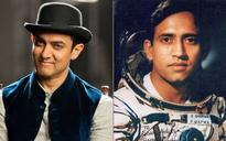 Aamir Khan to play astronaut Rakesh Sharma, the first Indian to go to space