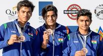 Indian shooters finish impressive second at Junior World Cup