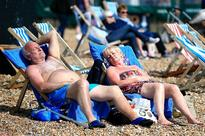 UK weather: Britain will be as hot as HOLLYWOOD this Bank Holiday weekend
