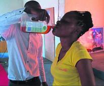Another pastor strikes, makes congregants drink Dettol