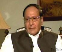 Shujaat slams Achakzai over KP remarks