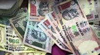 Forex: The rupee ended almost flat with negative bias