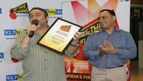 'Lag Jaa Gale' composed by late Madan Mohan wins an award