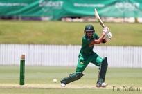 Babar, Sharjeel impress in tour game