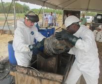 MuniRem, LLC Announces Safe Disposal of US Civil War Munitions from Confederate States Ship (CSS) Georgia