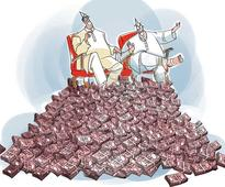 New winning formula: More money power, marginally less muscle power