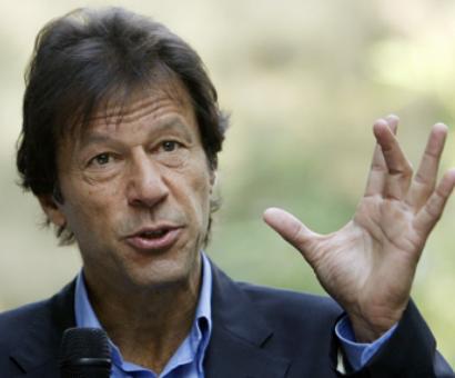 Hope Trump bans Pakistani visas: Imran Khan