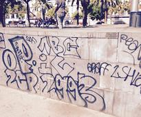 Graffiti vandals are destroying Europe