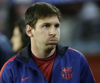 Messi fit enough to play against Bayern, Zubizarreta says