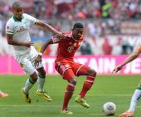 Bayern flatten Bremen in Real warm-up