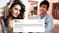 Absurd KRK strikes again with lewd comments at Vaani Kapoor
