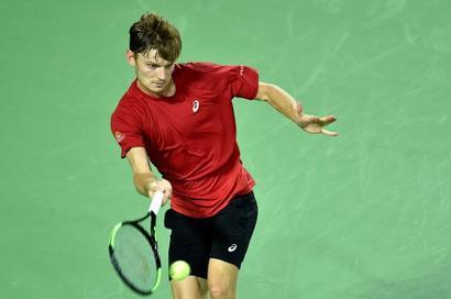 Davis Cup: Goffin sends Belgium into semi-final against Australia