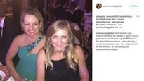 Sussan Ley billed taxpayers to attend New Year's Eve party with 'job queen' and party donor Sarina Russo