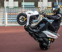 Japanese Rider Pulls 13-Hour Wheelie For New Record