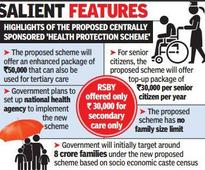Coming soon: Mother of all health schemes