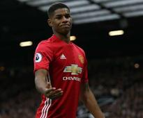 Rashford picks out his biggest role models at...