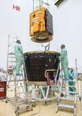 News Peru signals space ambitions with Earth-monitoring satellite