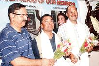 Everesters felicitated
