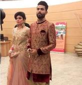 Jadeja and wife Reeva involved in car accident