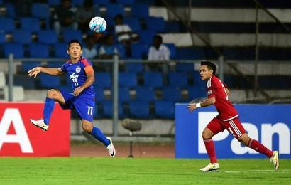 Can Bengaluru FC script Indian football history?