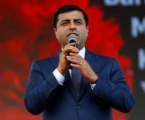 Turkey prosecutors seek five years in jail for pro-Kurdish party leader: media
