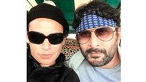 Chef Chin in a Bollywood flick with Arshad Warsi?