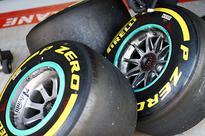F1: Pirelli announces further tyre choices