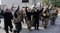 Iraqi forces continue to make gains against Daesh in eastern Mosul