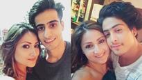 See Pictures: Urvashi Dholakia celebrates 21st birthday of her twin sons