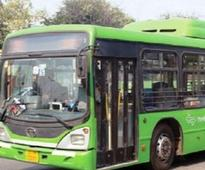 Woman falls off DTC bus, crushed