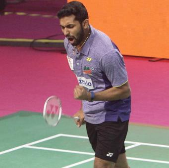 Prannoy clinches US Open title