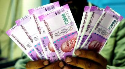 Day after day, crores continue to be seized across India